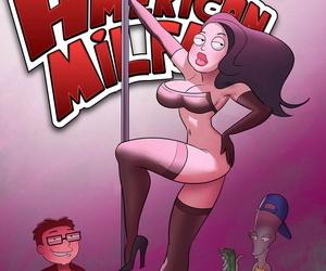 Dirty Comics Karmagik American Milf # 4