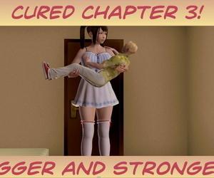 Cured - Mini Giantess comics - Chapter 3 Cool Beach..