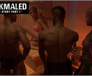 Sexy3DComics - Blackmaled: Kirstys Story 1