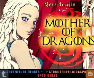 StormFedeR Mother of Dragons - Madre de Dragones Game of..
