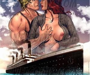 BlockBuster Comics Titanic