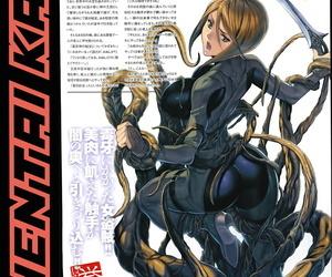 Homare Ma-Gui -DEATH GIRL- Display Hen COMIC Anthurium 023..