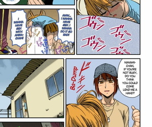 Nagare Ippon Offside Lady Ch. 1-4 English Colorized..