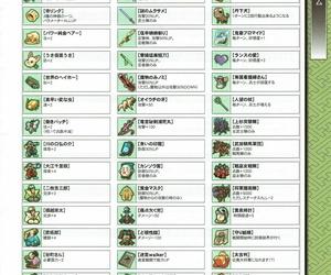 ALICESOFT Sengoku Rance Manual - part 3