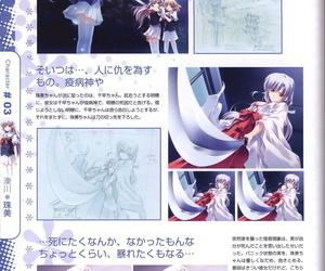 Moshimo Ashita ga Harenaraba official fanbook - part 2