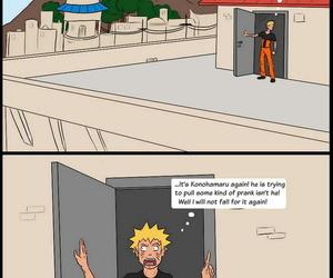 Naruto And Hinatas Sunbathing Experienc…