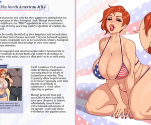 Mating Habits Of The North American Milf