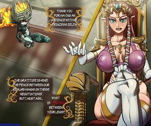 Zeldas Negotiation