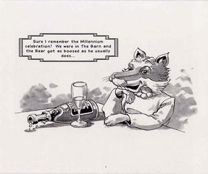 Mitzi The Cat - The Wolf Distress
