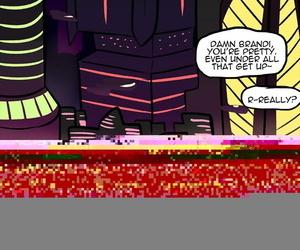 MrBooshMaster Futanari Space Comic