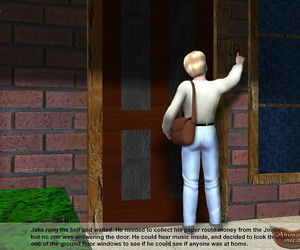 Animated Incest – Aunt and her nephew find common..