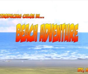 Key – Interracial Beach Escapade