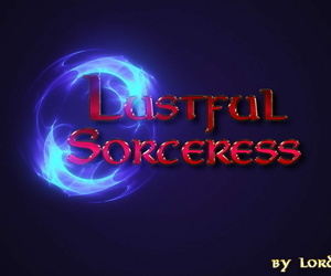 Lord Kvento – Lustful Sorceress 1