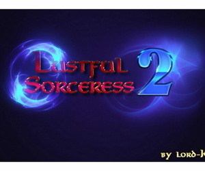 Lord Kvento – Lustful Sorceress 2