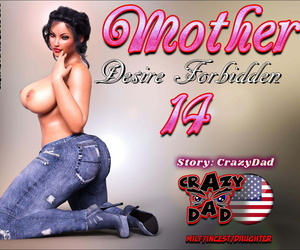 CrazyDad3D- Mom Dream Barred 14