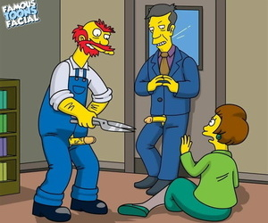 The Simpsons- Edna Krabappel Screwed Hard- Willie and..