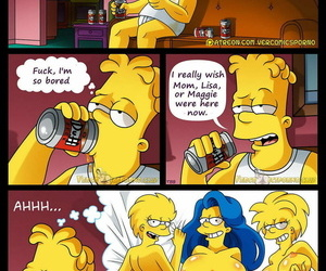 The Simpsons - Theres No Lovemaking Sans EX