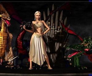Game Of Thrones - Daenerys Targaryen - part 2