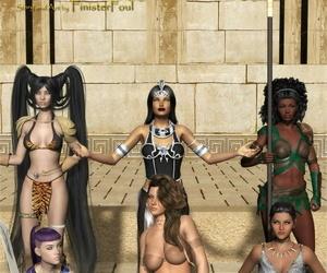 Finisterfoul – Myrrh of the Mynx 3