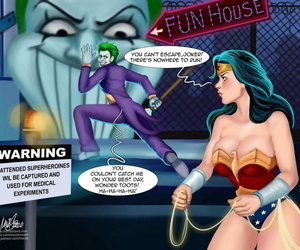 Mavruda- Joy House Justice League