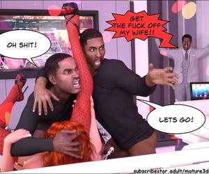 Mature3dcomics – A Engulfs Game of Twister Ch.11