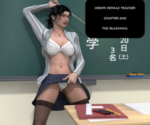 JDS – Hiromi Slobber-filled Teacher 1 English