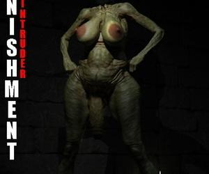 Misuzalha3D Punishment of an Intruder Reborn