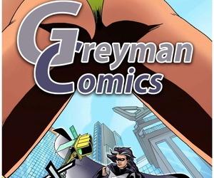 Kris P.Kreme – Greyman Comics 5