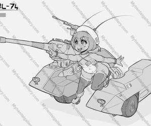 Tank Waifu Project