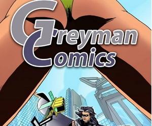 Kris P.Kreme – Greyman Comics 2