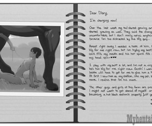 Dear Diary Bryce