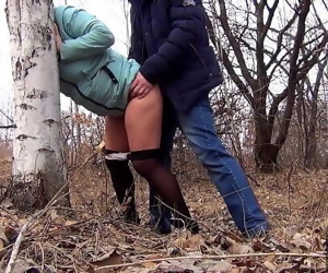 Good sex outdoors with a married molten wife in pantyhose for $ 40 and a mouthful of baby batter [XSanyAny] 11 min 1080p