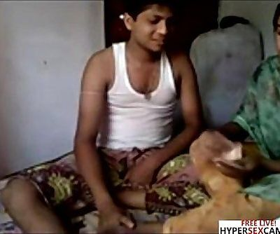 Bangla deshi Scorching Duo Homemade Fucking on webcam