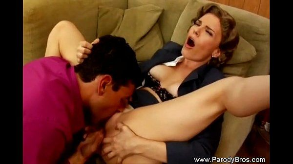 Horny Mummy Disregards Biz While Pounding