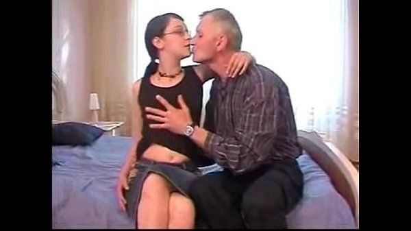 Daddy seduced and fucked young cherry daughter REAL