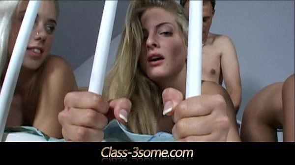 Top beautiful blondes nailing hotHD