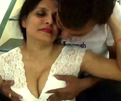 Hot desi shortfilm150 Mature stepaunty big tits squeezed rock hard continuously