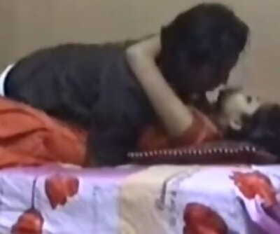 Desi Indian couple Passionate and romantic hook-up