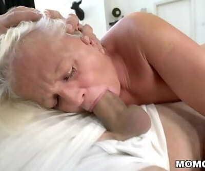 Old girl still needs huge dick 6 min 1080p