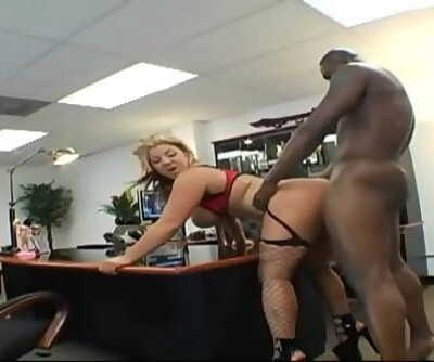 Erika Staxxx loves to be predominated by huge thick dark-hued sensitized 27 min 720p