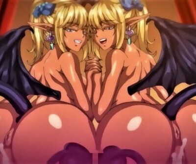 Devil chicks want that you jism - Hentai Anime