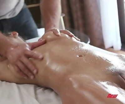 NewSensations Gianna Dior Sensual Massage 12 min 1080p