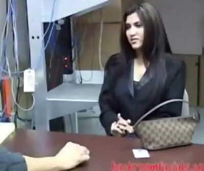 Stupid Latina Fooled Into Casting 33 min