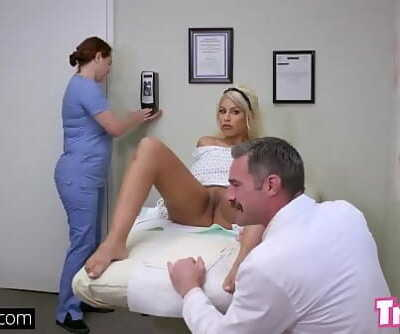 TrickeryMILF Bridgette B has sex with her big dick doctor 12 min 1080p