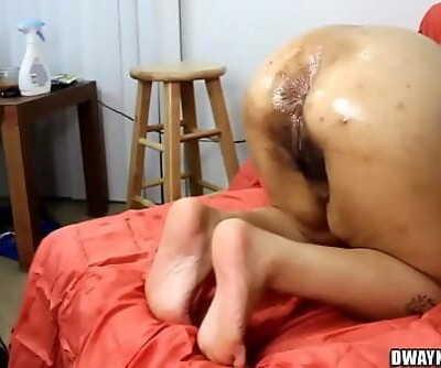 Plumper Nut sack Cock Twerking 2 min 720p
