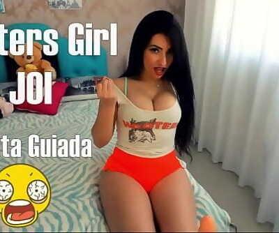 Fabulous Tits Woman so Naughty jerk Off Instruciton safada gostosa fazendo-te gozar punheta controlada 11 min 1080p