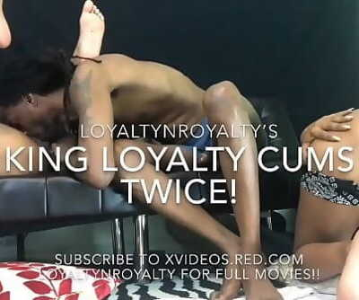 Neighbor Heads Live-Cam With LOYALTYNROYALTY!! 13 min 720p