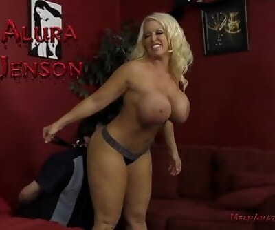 Thick Nuts FacesittingAlura JensonFemdom 10 min 1080p