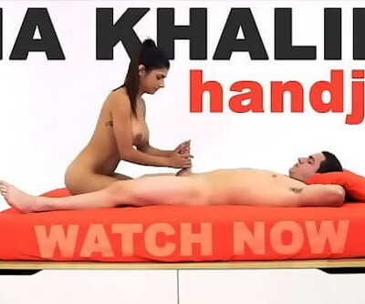 MIA KHALIFAArab Goddess Performs Ultra-cutie Level Hj On Peter Green 10 min