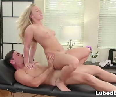 Bailey Brooke needs some pampering massage 6 min